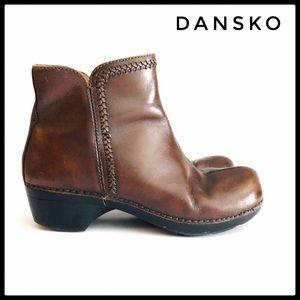 Dansko Women's Scout Leather Ankle Boot